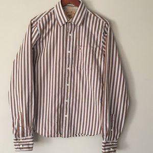 Hollister Pacific Merch Men's Shirt Size M